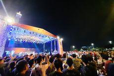 Penonton Terpukau Saksikan Pertunjukan Musik hingga Sirkus di JakIPA Monas