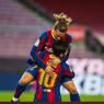 Hasil Barcelona Vs Real Betis, Dwigol Messi Ikut Hancurkan Tim Tamu