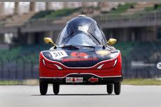 Mobil Pancanaka Unnes Bertekad Juara di Kontes Mobil Hemat Energi 2021