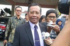 Mahfud Yakin Transkrip Pembicaraan Jaksa Agung dengan Megawati Palsu