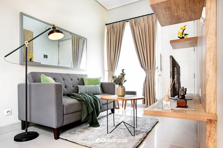 Japandi merupakan gaya desain interior yang menggabungkan gaya Japanese dan Scandinavian.
