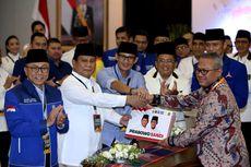 Berkas Pendaftaran Pilpres Prabowo-Sandiaga Dinyatakan Lengkap