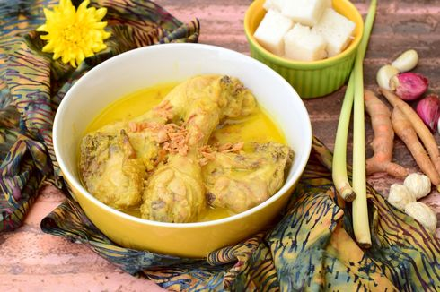 3 Resep Opor Ayam? Ada Opor Kuning dan Opor Pedas