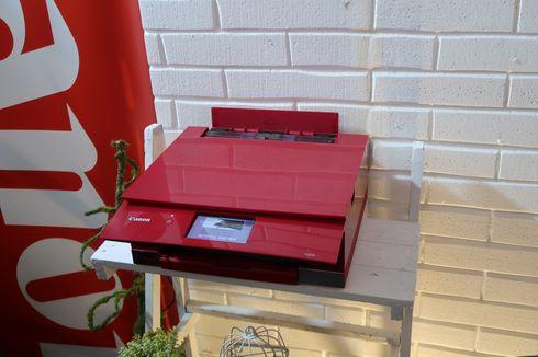 Penjualan Printer dan Tinta Turun, Canon Sebut