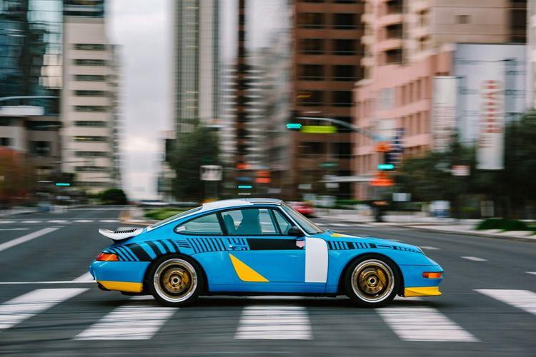 Koleksi Porsche Magnus Walker