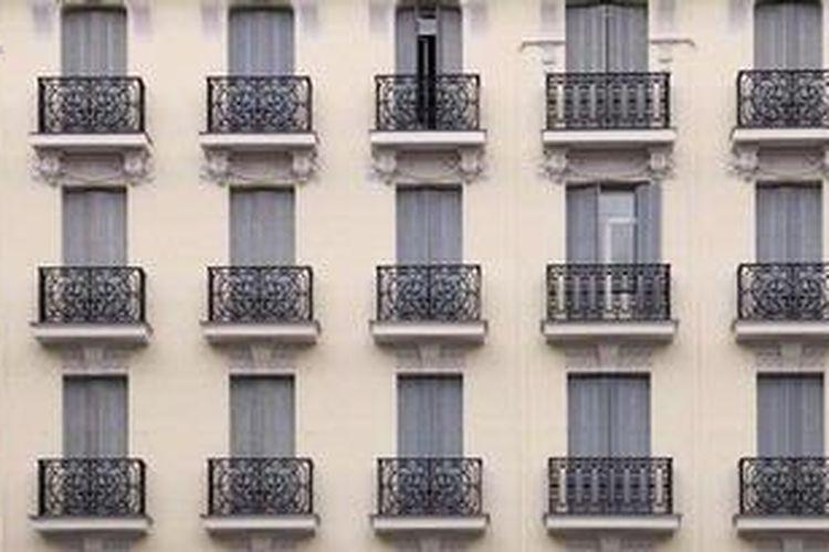 Ilustrasi. Apartemen mahasiswa dibanderol seharga Rp 300 juta-Rp 500 juta per unit.
