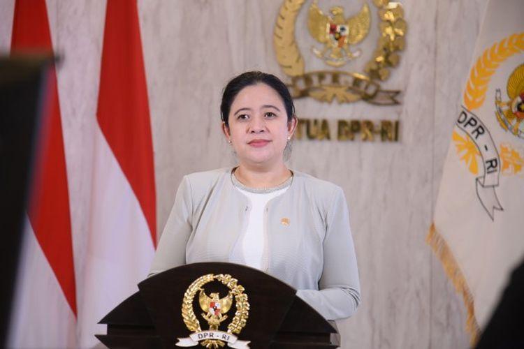 Ketua Dewan Perwakilan Rakyat Puan Maharani