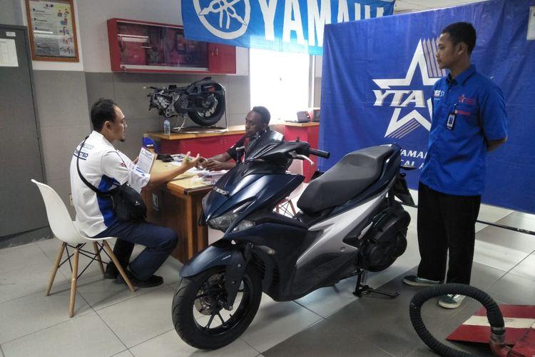 Yamaha Teknisi