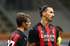 Italia Akan Evaluasi Kebijakan Maksimal 1.000 Penonton di Stadion