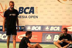 Boe/Mogensen Ingin Catat Memori Indah di Indonesia Open