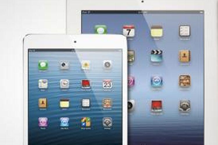 Tablet Apple iPad Mini dan iPad 4