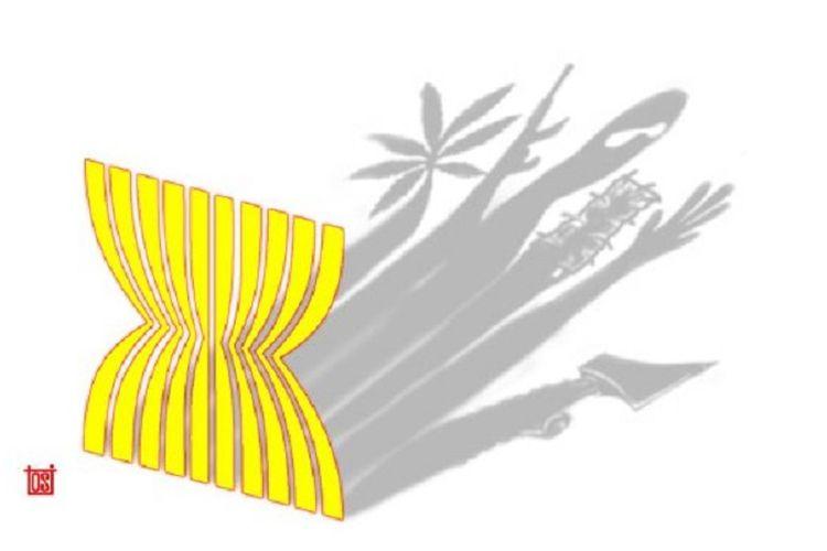 Ilustrasi ASEAN