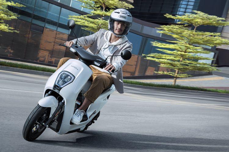 Skuter listrik Honda U-Go meluncur di China