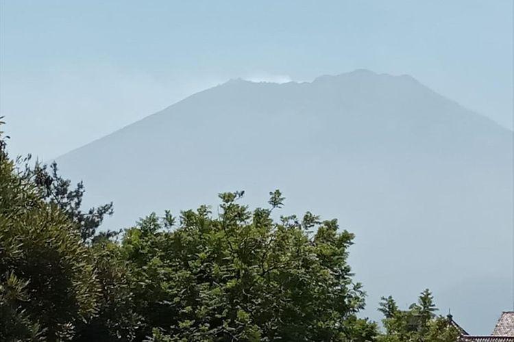 Hutan Di Gunung Arjuno Terbakar Pendaki Dievakuasi