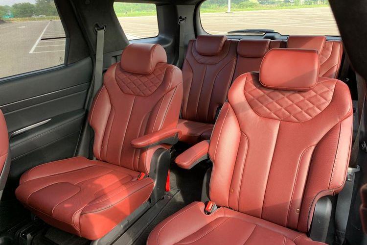 Tets Drive Hyundai Palisade
