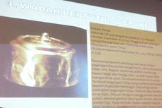 Inilah Keempat Artefak Emas Museum Nasional yang Dicuri Itu