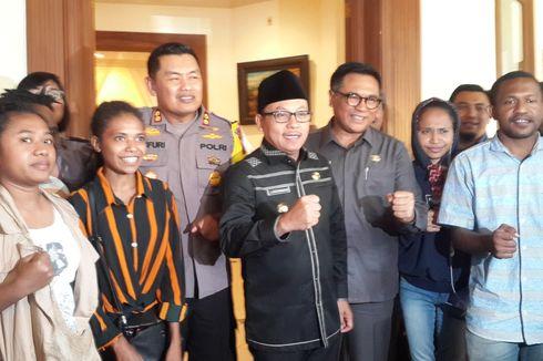 Polisi Jamin Keamanan Mahasiswa asal Papua di Malang