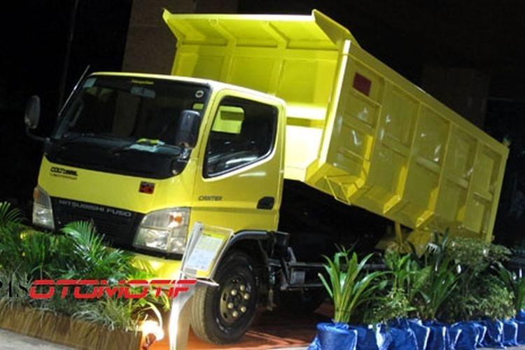Colt Diesel, menjadi salah satu tulang punggung kendaraan komersial Mitsubishi.