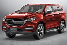 Rumors Kehadiran Mazda CX-70, Calon Rival Fortuner dan Pajero Sport