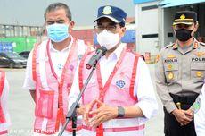 Menhub Gelar Pertemuan Antisipasi Kepadatan Kontainer di Tanjung Priok