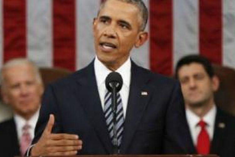 Ini adalah pidato kepresidenan Barack Obama yang ke delapan.