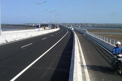 Jalan Tol Bali Digratiskan Selama Seminggu