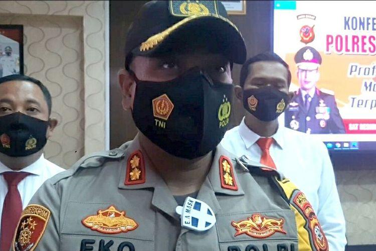 Kapolres Sumedang AKBP Eko Prasetyo Robbyanto.