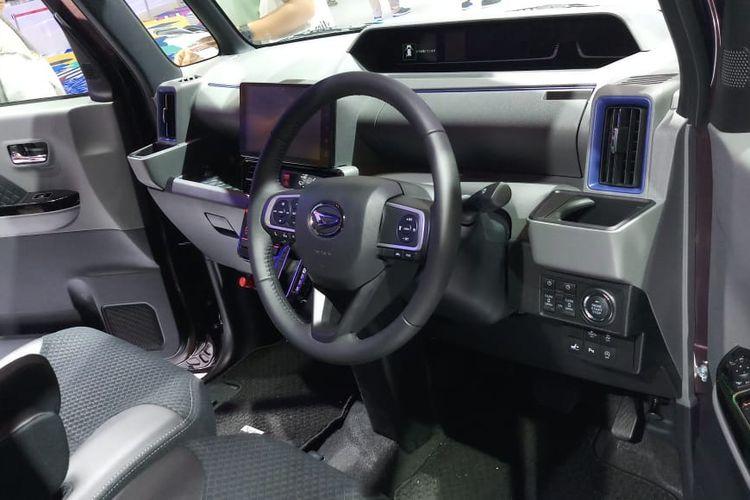 Generasi baru Daihatsu Tanto DNGA di GIIAS 2019