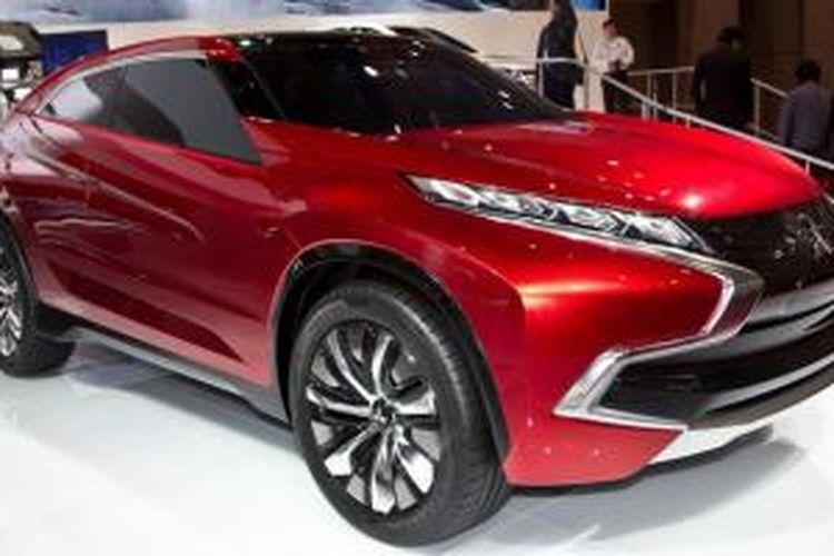 Pengganti Mitsubishi Lancer Evolution disinyalir menggunakan basis penerus Outlander PHEV, XR PHEV.