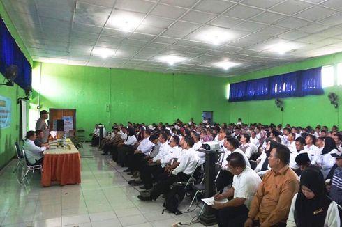 Agar Pelajar Tak Demo Saat Pelantikan Presiden, 400 Kepala Sekolah Se-Cianjur Dikumpulkan