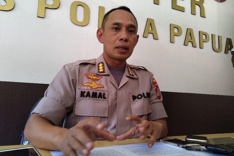 Kabid Humas polda Papua, Kombes Pol. AM. Kamal