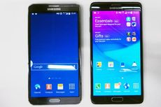 Ini Beda Galaxy Note 4 Dibanding Note 3