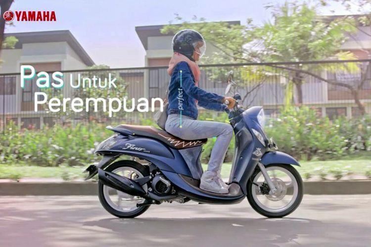 Yamaha Fino mulai disosialisasikan lagi sebagai salah satu produk andalan.
