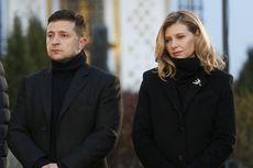 Positif Virus Corona, Istri Presiden Ukraina Masuk Rumah Sakit