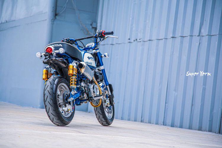 Modifikasi Honda Monkey 125