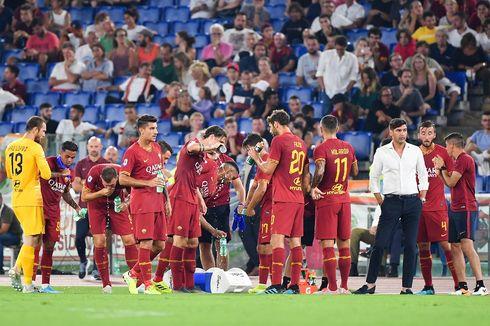 AS Roma Dihukum Kalah 0-3 Usai Salah Daftarkan Pemain