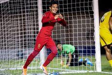 Witan Sulaeman Debut sebagai Starter di Pekan Terakhir Liga Serbia