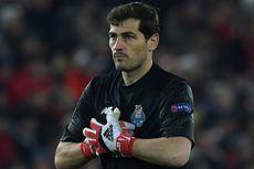 Riwayat Serangan Jantung Tak Buat Iker Casillas Patah Semangat