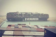 Kronologi Terusan Suez Macet: Kapal Raksasa Tersangkut, Harga Minyak Dunia Naik