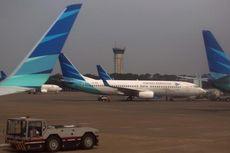 Garuda Indonesia Terbang Perdana ke Manokwari