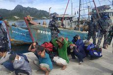 2 Kapal Vietnam Ditangkap Saat Mencuri Ikan di Laut Natuna