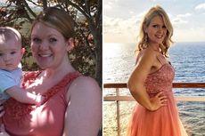 Ibu Berbobot 122 Kg, Turunkan Berat 40 Kg demi Ketiga Anaknya