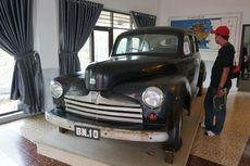 Melihat Mobil Ford di Wisma Menumbing, Transportasi Bung Hatta di Muntok