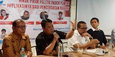 MPR: Jangan Ada Kompromi untuk Politik Pragmatis