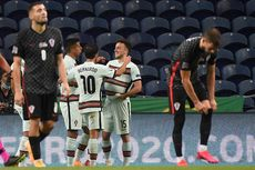 Hasil UEFA Nations League Portugal Vs Kroasia - Tanpa Ronaldo, Selecao Tetap Perkasa