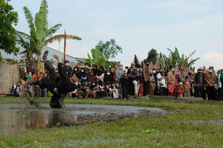 Kubu Gadang Desa Wisata Favorit Turis Asing Di Padang Panjang Halaman All Kompas Com