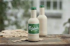 Carlsberg Bikin Botol Kertas untuk Bir