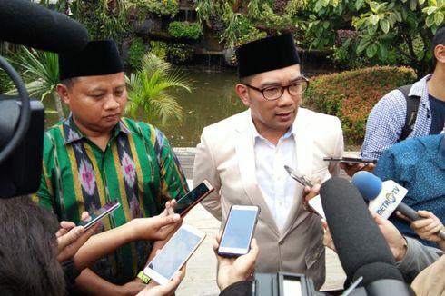 Ridwan Kamil Ingin Temui SBY Bahas Pilkada Jabar