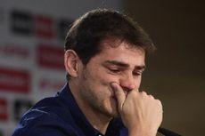 Sambil Kenang Laga Terakhir di Real Madrid, Casillas Mengaku Akan Kembali