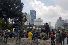#ReformasiDikorupsi hingga #MosiTidakPercaya yang Warnai Setahun Jokowi-Ma'ruf...